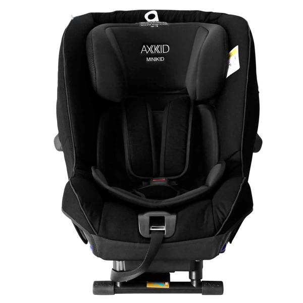 AxKid Κάθισμα Αυτοκινήτου MiniKid 2.0 0-25kg. Black