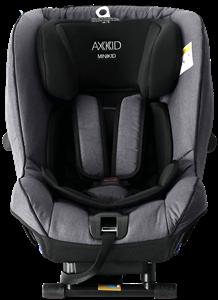 AxKid Κάθισμα Αυτοκινήτου MiniKid 2.0 0-25kg. Grey
