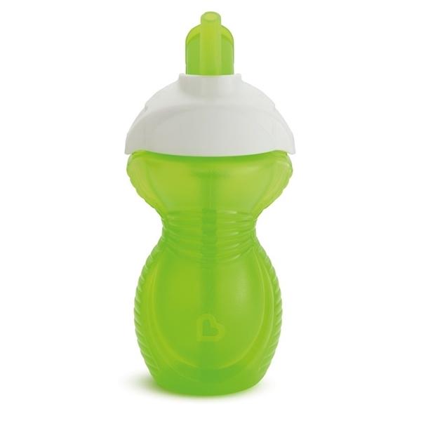 Picture of Munchkin Παιδικό Χρωματιστό Κύπελο Με Ενσωματωμένο Καλαμάκι 296 ml.