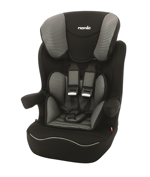 Nania Κάθισμα Αυτοκινήτου I-Max Sp IsoFix 9-36kg, Tech Grey