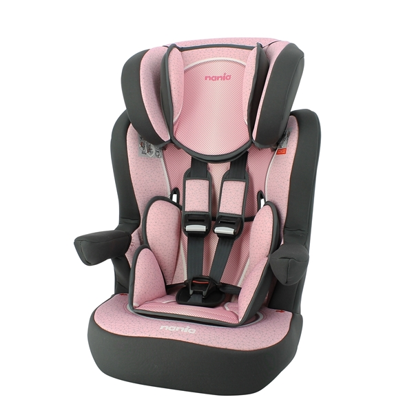 Nania Κάθισμα Αυτοκινήτου I-Max Sp 9-36kg, Skyline Pink