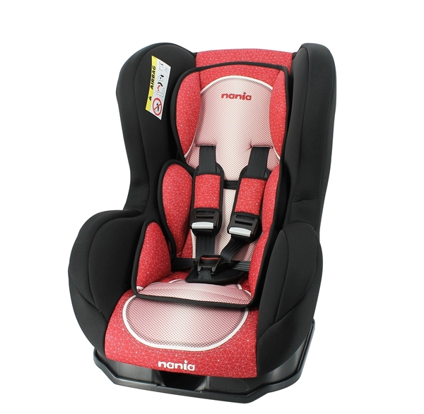Nania Κάθισμα Αυτοκινήτου Cosmo SP 0-18kg, Skyline Red