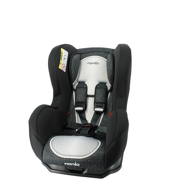 Nania Κάθισμα Αυτοκινήτου Cosmo SP 0-18kg, Skyline Black