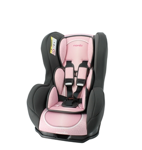 Nania Κάθισμα Αυτοκινήτου Cosmo SP 0-18kg, Skyline Pink