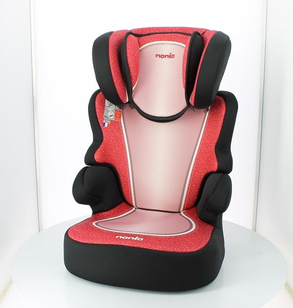 Nania Κάθισμα Αυτοκινήτου BeFix SP 15-36 kg. Skyline Red