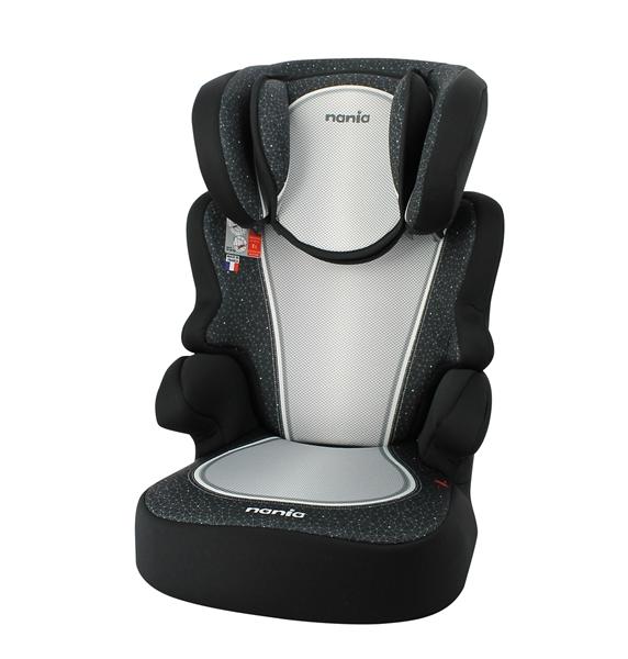 Nania Κάθισμα Αυτοκινήτου BeFix SP 15-36 kg. Skyline Black