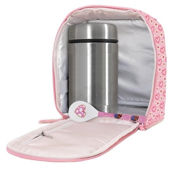 Laken Τσάντα Με Θερμός Φαγητού 500ml - Mariquitas