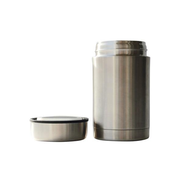 Laken Τσάντα Με 2 Θερμός Φαγητού 500ml – Pompas