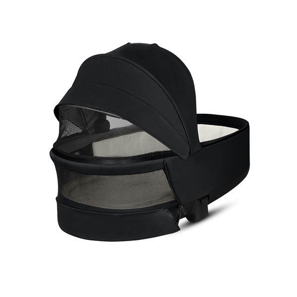 Cybex Lux Carry Cot for Priam, Manhattan Grey