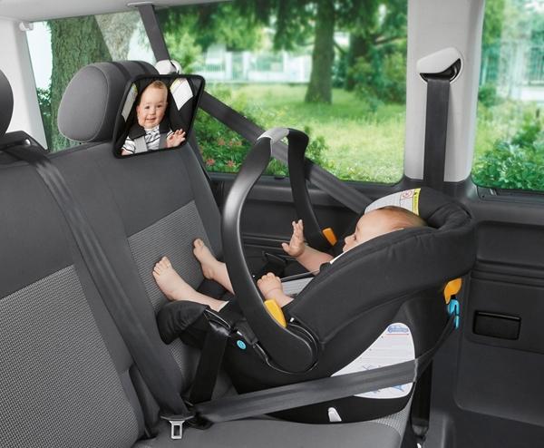 Chicco Καθρέφτης Αυτοκινήτου για το Πίσω Κάθισμα