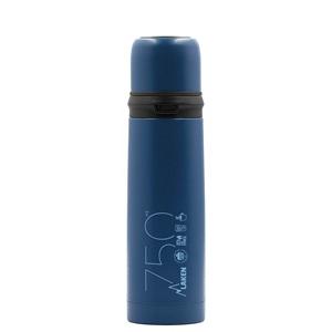 Laken Θερμός Inox 750ml Μπλε