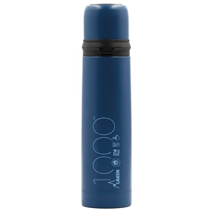 Laken Θερμός Inox 1L. Μπλε