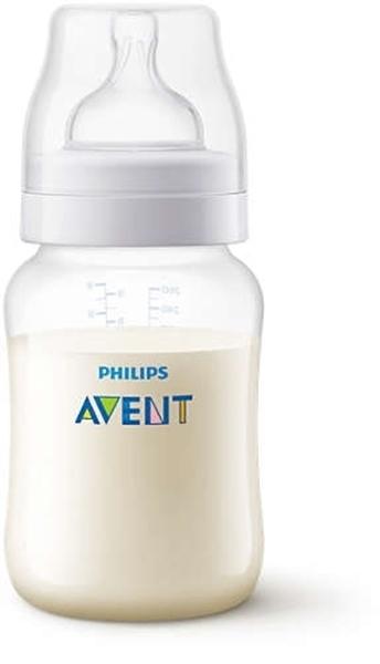 Philips Avent Πλαστικό Μπιμπερό Κατά των Κολικών 260ml. 2 τεμ.