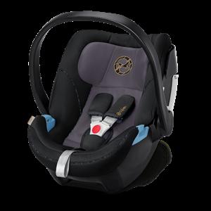 Cybex Κάθισμα Αυτοκινήτου Aton 5, Premium Black 0-13kg