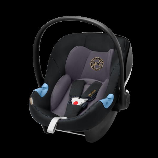 Cybex Κάθισμα Αυτοκινήτου Aton M I-Size 0-13kg, Premium Black