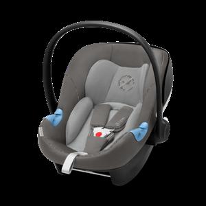 Cybex Κάθισμα Αυτοκινήτου Aton M I-Size 0-13kg, Manhattan Grey