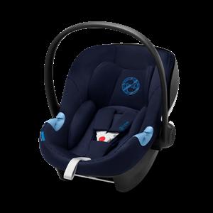 Cybex Κάθισμα Αυτοκινήτου Aton M I-Size 0-13kg, Ιndigo Blue