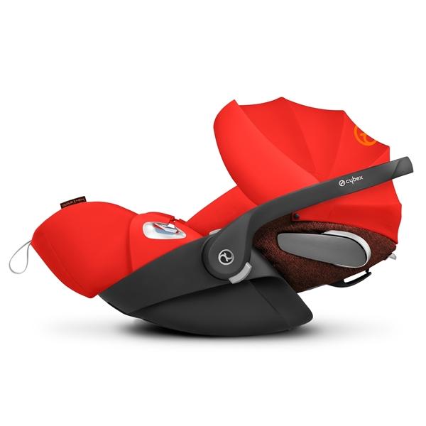 Cybex Κάθισμα Αυτοκινήτου Cloud Z i-Size & SensorSafe, Manhattan Grey