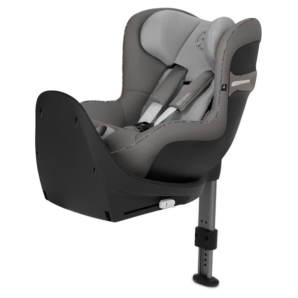 Cybex Κάθισμα Αυτοκινήτου Sirona S I-Size, Manhattan Grey