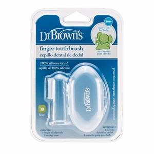 Dr Browns Οδοντόβουρτσα Δάκτυλο Σιλικόνης