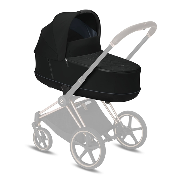 Cybex Lux Carry Cot for Priam, Soho Grey