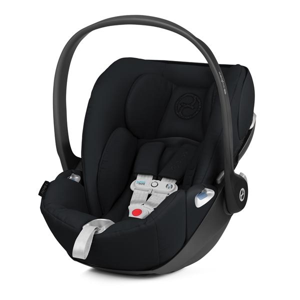Cybex Κάθισμα Αυτοκινήτου Cloud Z i-Size & SensorSafe, Deep Black