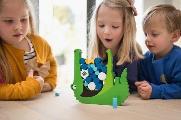 BS Toys Επιτραπέζιο Κροκόδειλος