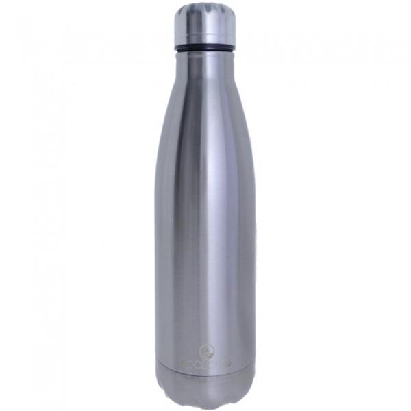KoolEco Ανοξείδωτο Θερμός για Υγρά Silver 500ml.