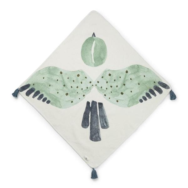 Elodie Details Μπουρνουζοπετσέτα Watercolor wings