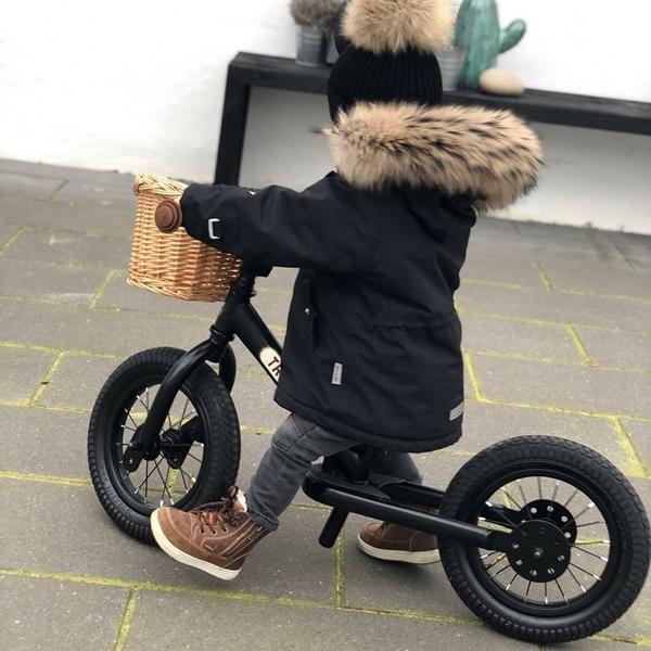 Trybike Ποδήλατο Ισορροπίας Μαύρο