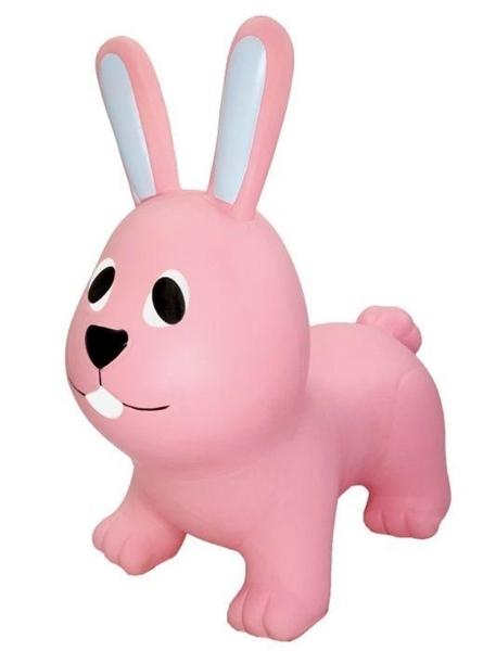 Gerardo's Toys Φουσκωτό Χοπ Χοπ, Light Pink Bunny