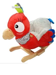 Gerardo's Toys Κουνιστό Little Rocker Parrot