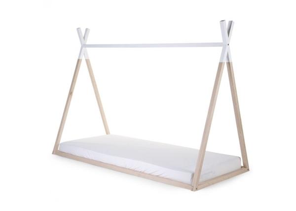 Childhome Πλαίσιο Kρεβατιού TIPI 90*200 cm Natural-White