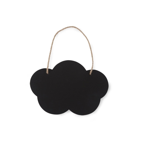 Childhome Πινακάκι Γραφής Big Cloud Blackboard 90*50CM
