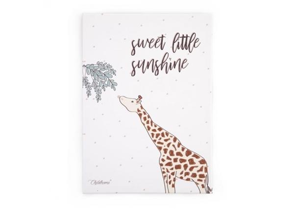 Childhome Πίνακας Giraffee Child
