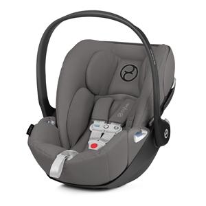 Cybex Κάθισμα Αυτοκινήτου Cloud Z i-Size & SensorSafe, Soho Grey