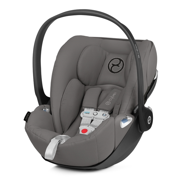 Cybex Κάθισμα Αυτοκινήτου Cloud Z i-Size & SensorSafe, Soho Grey