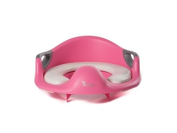 Bo Jungle Εκπαιδευτικό Στεφάνι Τουαλέτας Ροζ