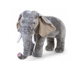 Childhome Λούτρινος Ελέφαντας 75cm