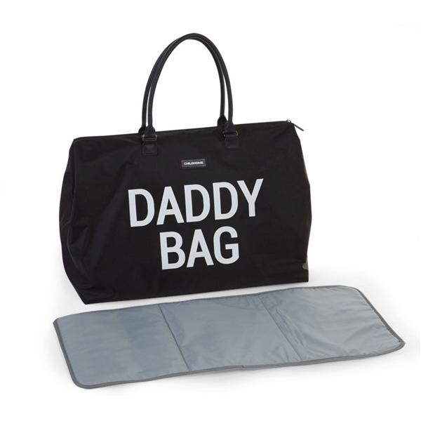 Childhome Τσάντα Αλλαγής Daddy Black