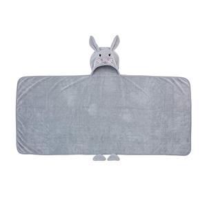 """Grotowel Πετσέτα με κουκούλα """"Betty the bunny"""""""