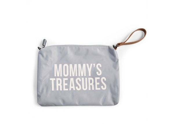 Childhome Νεσεσέρ Mommy Treasures Grey Off White