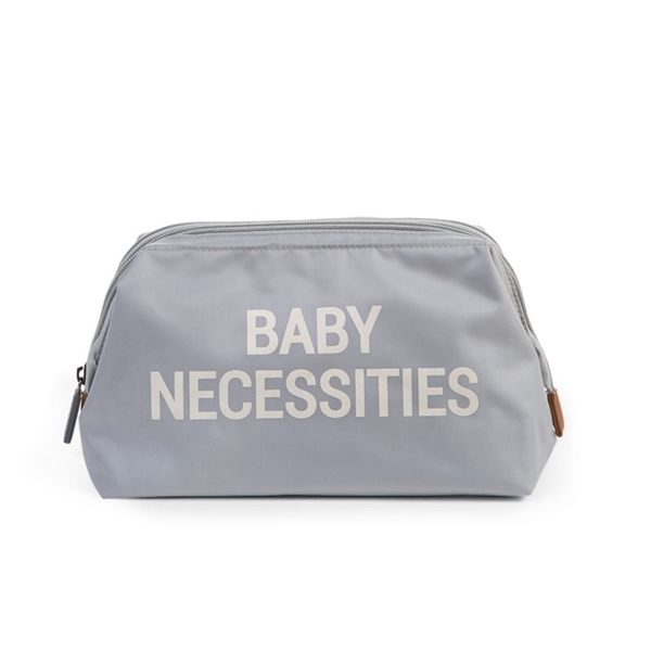 Childhome Νεσεσέρ Baby Necessities Grey Off White