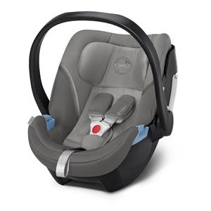 Cybex Κάθισμα Αυτοκινήτου Aton 5, Soho Grey 0-13kg.