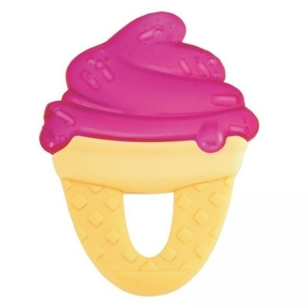Chicco Δροσιστικός Κρίκος Οδοντοφυΐας Παγωτό Φούξια