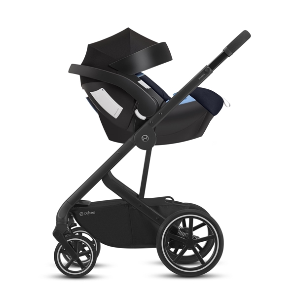 Cybex Κάθισμα Αυτοκινήτου Aton 5, Granite Black 0-13kg.