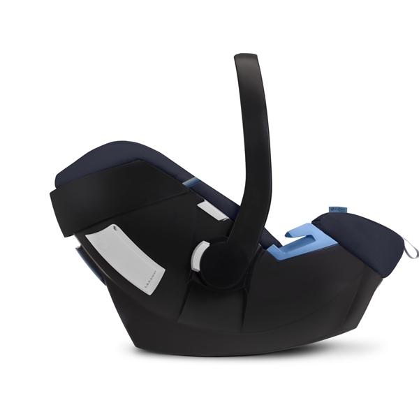 Cybex Κάθισμα Αυτοκινήτου Aton 5, Deep Black 0-13kg.
