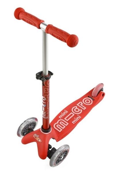 Micro Mini Deluxe - Παιδικό Σκούτερ Κόκκινο