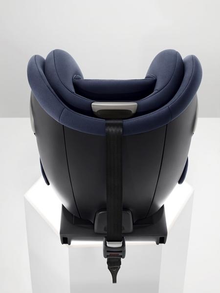 GB Κάθισμα Αυτοκινήτου Everna-Fix 9-36kg. Sweet Pink