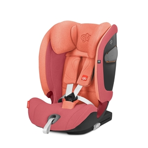 GB Κάθισμα Αυτοκινήτου Everna-Fix 9-36kg. Rose Red